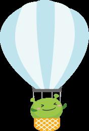 10周年記念 balloon_morimori