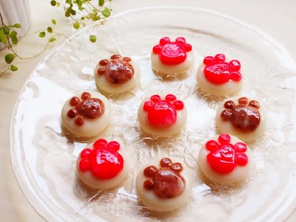 動物モチーフのお菓子
