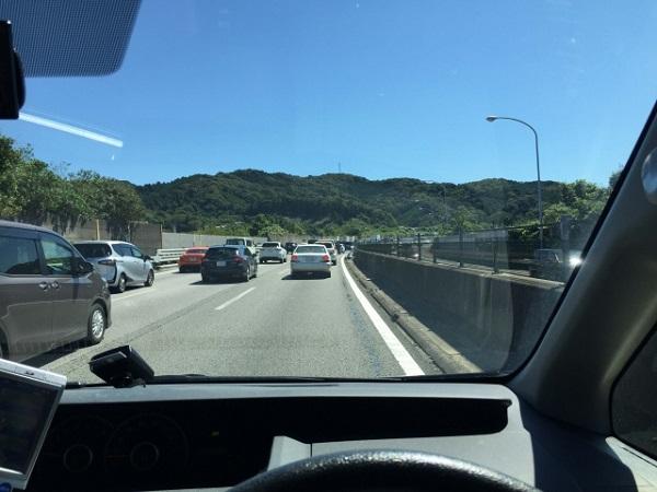 子供がいる車内の渋滞の過ごし方