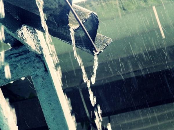 台風より怖い秋雨